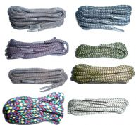 75cm BRITISH QUALITY Walking Cord Shoe Boot Laces Choice of Colours